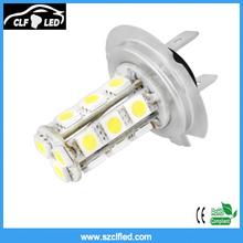 led auto pioggia sensore di luce h7 fendinebbia 5050 smd