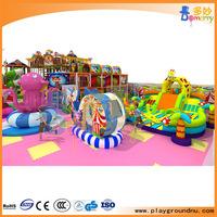 High Quality spider web playground equipment