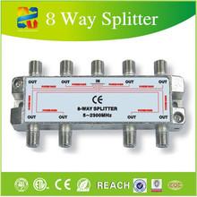 CHINA HOT SELL HIGH QUALITY TV splitter 8 WAY TAP splitter hdmi splitter