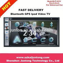 Hot sale car dvd touch screen gps for gmc sierra