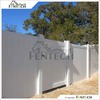 Customzied Cheap Durable PVC/Plastic /Vinyl Fence Panel for Fence Manufactuer
