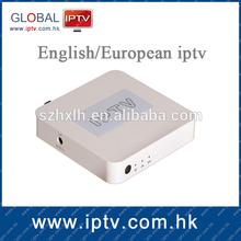 Spanish/Turkish/Germany/Dubai/bein sport/English channels european iptv box