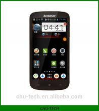 "lenovo a750e 5.0"" quad core 1.2GHz Snapdragon MSM8625Q 4gb rom 3G android phone"
