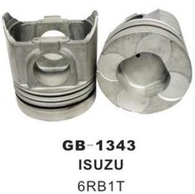 factory price excavator piston for Isuzu 6RB1T 1-12111-2455