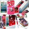 Factory manufacturing Christmas mobile phone PC case for iphone 6 4.7 inch