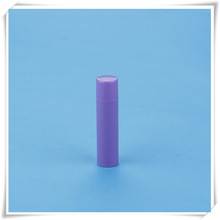 Cream Violet Lip Balm Bottle/Tube