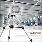 Aluminum Alloy stainless steel spider tripod tablet mini tripod tablet