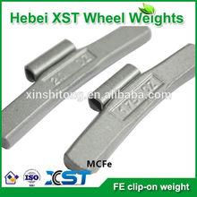 iron clip on balance weight