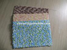 luxury microfiber chenille bath rug home textiles area rugs