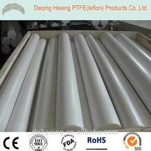 best price round plastic teflon rod
