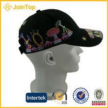 Jointop Alibaba China Supplier Custom Made Children Baseball Hat
