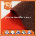 laine de cachemire et du tissu coloré