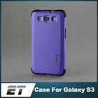 Slim tough cool armor case for samsung galaxy s3 I9300