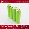 battery packs 4.8v nimh AA 2700mah