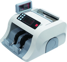 Note Counting Machine with UV MG Counterfeit Detection