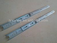 Full Extension Decorative Cabinet Sliding Rail