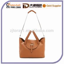 Sleek Leather Shoulder Cross Body Bag Wholesale