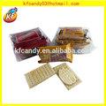 135g delicioso dulce de galletas sandwich de los importadores de la planta de galletas galletas de soda