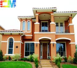 anti dust & anti corrosion exterior wall coating- decorative coating