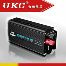 UKC power inverter SSK 1000W High Performance dc 12V ac 220V 1000w