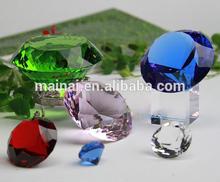 Wedding Sandblasting Many Colors Crystal Diamond Souvenir Gift