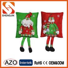 Handmade Christmas Cheap Decorative Pillows