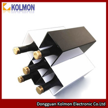 KOLMON-Wholesale transpatent acrylic glass hanging rack