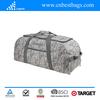 2015 camo high quality sport duffel bag for OEM USA market