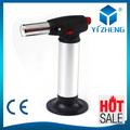 Flan flexibles culinarias de la antorcha y de cerámica - cocina encendedor de butano Bonjour cocina YZ-811