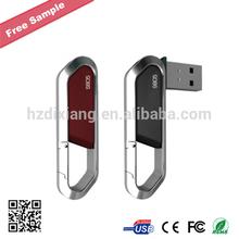 Custom mini 2g 4g 8g swivel usb flash drive