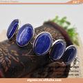 nuevo diseño de cianita de plata pulseras de moda de la joyería caliente 2014 las tendencias