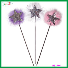 Fashion lovely party magic stick angel wand for kids