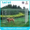 large chain link box aluminum dog car cage
