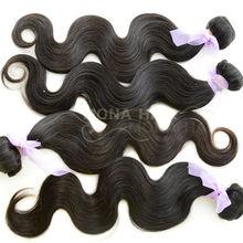 7a Amazing high quality unprocessed real virgin human hair full fix hair