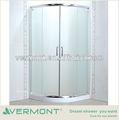 decorative bathroom doors shower door frosted glass