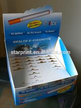 custom cardboard E-Cigarette Boxes and e-Cigarette Display items
