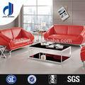 Modern 3 lugares sofá