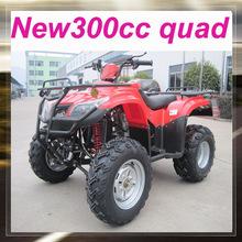 wholesale cheap red atv 300cc 4x4