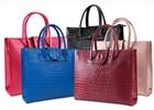 Women Alligator handbag shoulder bag 2014 new fashion genuine leather handbags