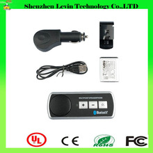 Li-battery chargeable Multi-language Black Wireless Good Car Bluetooth Amplifier