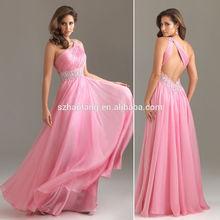 2015 Pink Neu Brautkleid Abendkleid Ballkleid Hochzeitskleid evening dress