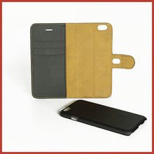 fine craft 2 to 1 leather case for iphone 6