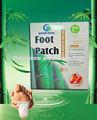 relaxe pé almofadas do detox de desintoxicação patches remove as toxinas