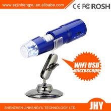 Top quality Microscope Measurement Software 640x480 Resolution WIA 500X Microscope 50X ~ 500X 2.0 MP