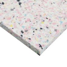 High density A Grade rolling compressed PU leftover foam sheet mattress