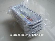 raw Material of aluminum and Container type aluminum foil box