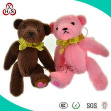 High quality custom plush koala bear clip cute toy, OEM soft animal toys for sale