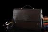 Classical designed men's genuine leather briefcase / vintage style men bag