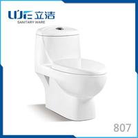Lijie Bathroom Sanitary ware one-piece ceramic toilet