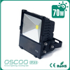 Bridgelux wall washer Epistar LED chips 110v fin sink structure led light Meanwell driver 70W LED Flood light